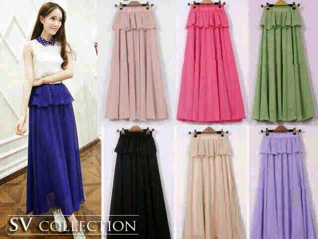Dorothy Long skirt
