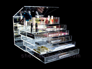 Beauty Organizers - Makeup Collection