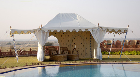 TENTS & Through the French eye of design: TENTS