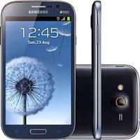 Smartphone Samsung Galaxy Gran Duos GT-I9082 Grafite Desbloqueado