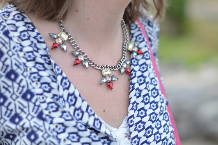 collar bershka