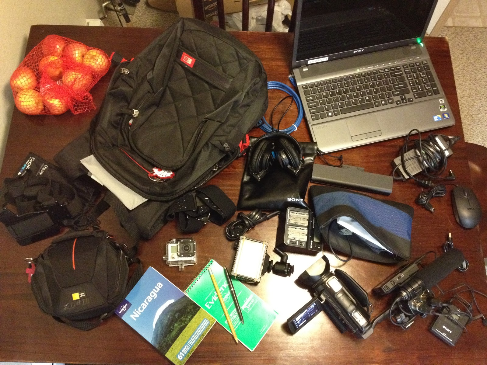 Murrow College Backpack Journalism: Tools of the Trade