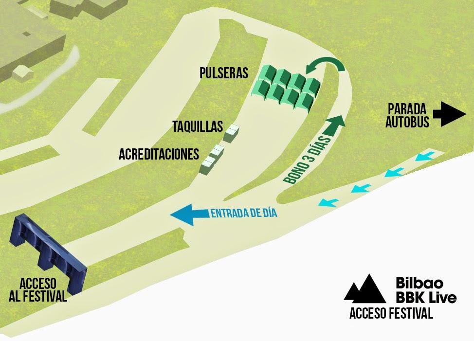 Bilbao, BBK Live, 2014, Festival