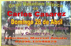 Carlos Casarez 26-4