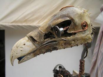detail vulturus metallicus 2