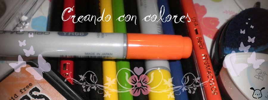 Creando con colores