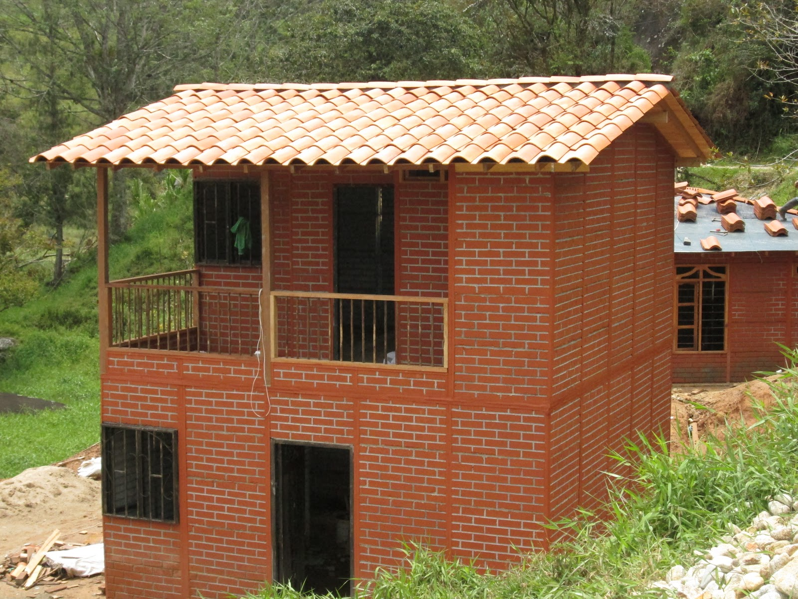 Casas prefabricadas casa real casas de dos niveles - Imagenes casas prefabricadas ...