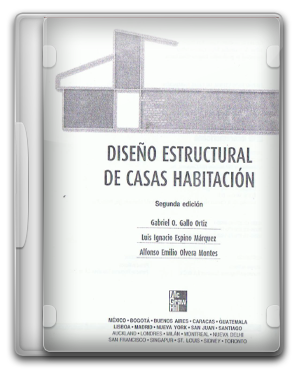 Libros ingenier a civil dise o estructural de casa for Diseno de casa habitacion