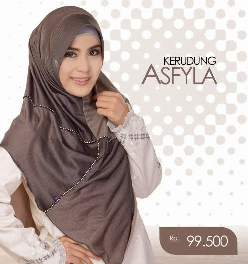 Koleksi Model Hijab Modern Rabbani 2015: Asfyla.