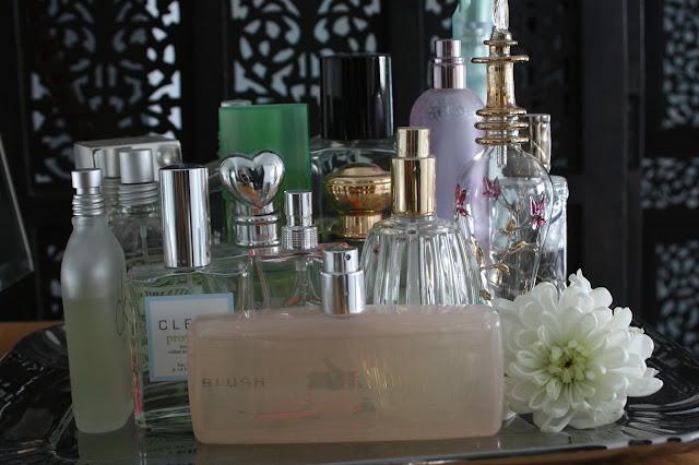 Meine Parfum-Sammlung - eine duftende Sache