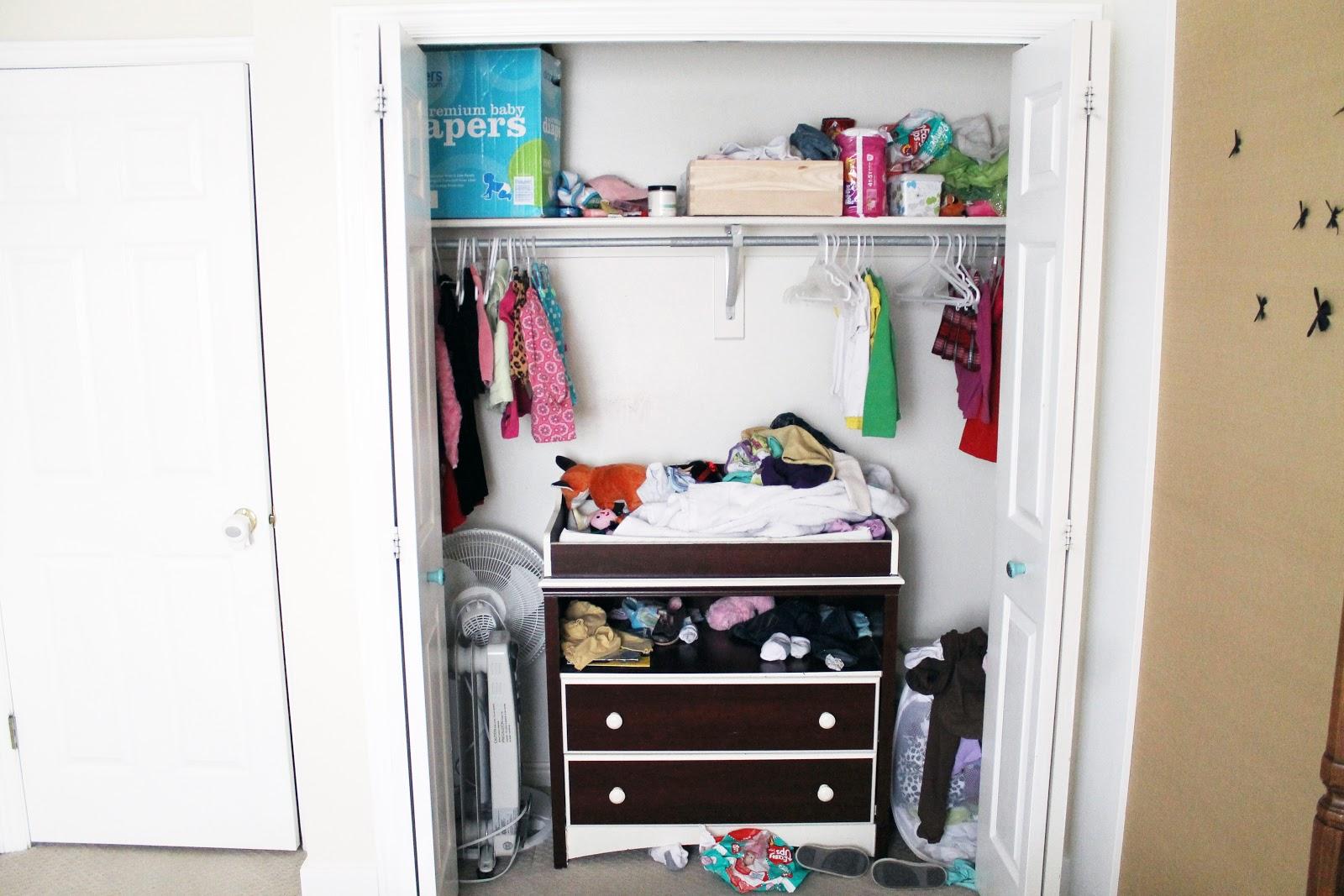 Etonnant An Easy Closet For Gretau2013Part 1