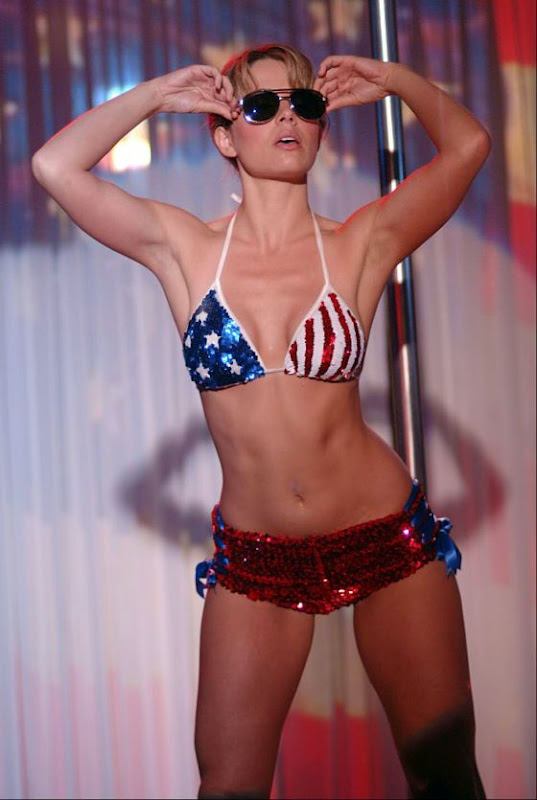 That can Erica durance bikini