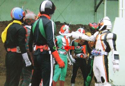Kamen Rider Movie Wars MEGAMAX Update