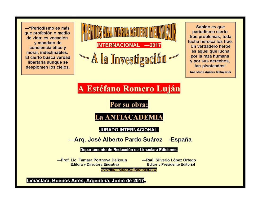 Premio Internacional