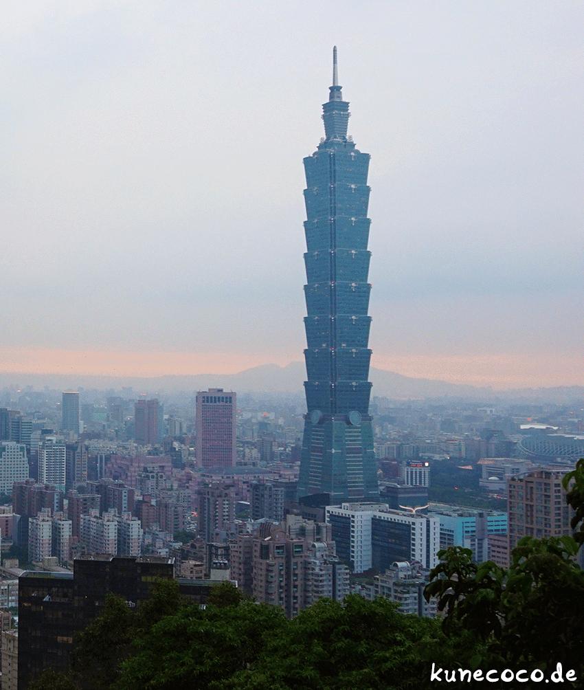 KuneCoco • Taipei 101