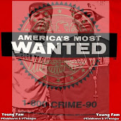 Young Fam - Wanted - Mixtape - FREE DOWNLOAD
