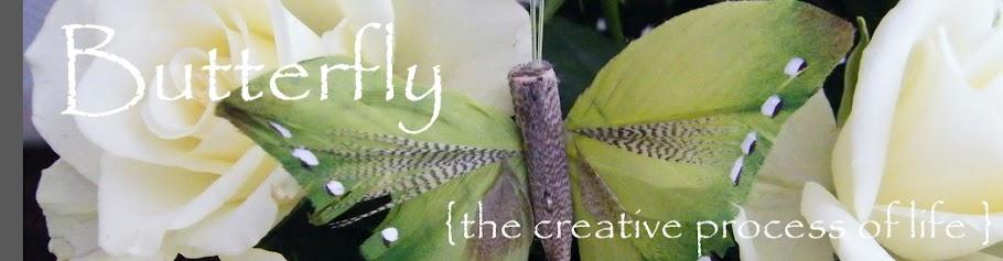 Butterfly - Livets kreative prosess