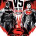 Artes conceituais de Batman vs Superman