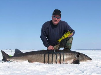 Big K&#39;s Sturgeon Spearing Decoys