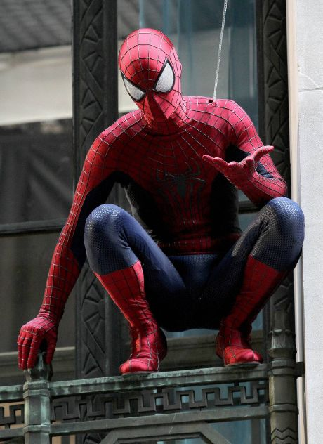 The Amazing Spider-Man 2: Fotos del nuevo traje