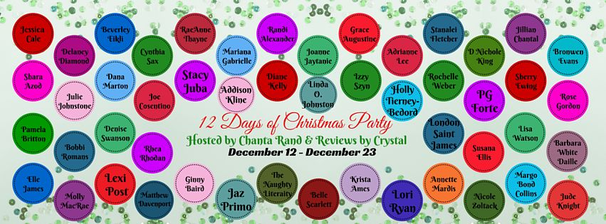 Join us for the 12 Days of Christmas Facebook Party
