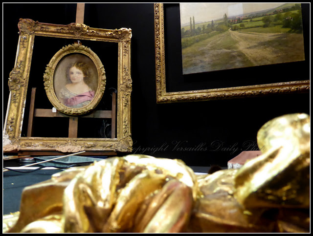 Atelier Boudet-Rol - Art de la Feuille d'Or Versailles
