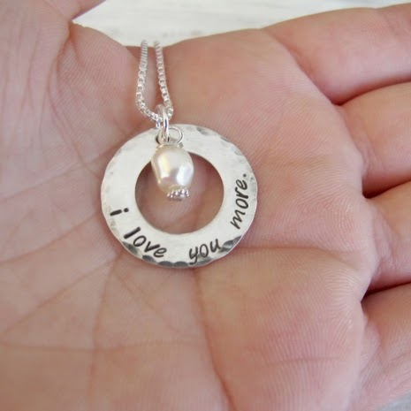 Made by Dawn Renee   hand stamped personalized artisan jewelry