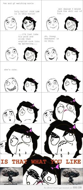 Woman Logic.