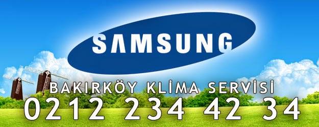 Samsung Bakırköy Klima Bakımı