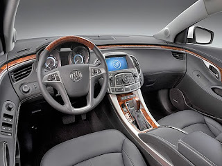 Buick Lacrosse Interior Colors Hd Wallpapers