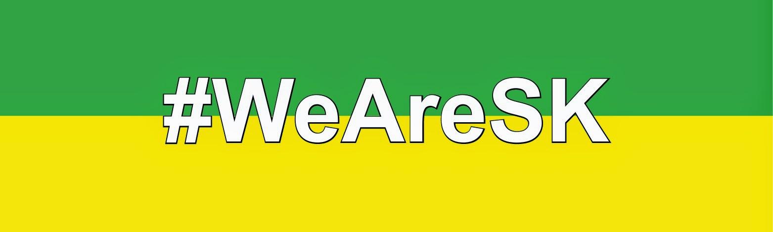 #WeAreSK