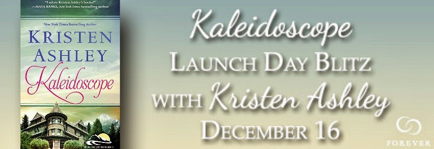 Release Blitz (Paperback) + Giveaway – Kaleidoscope by Kristen Ashley