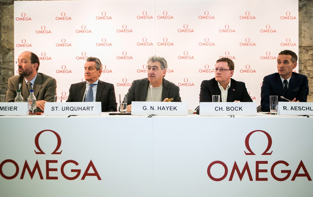 Omega announces a new watch quality certification