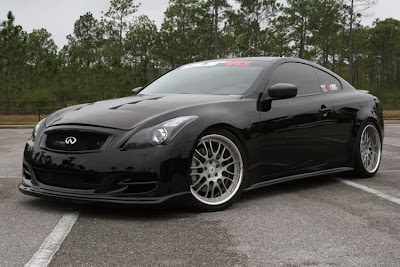 2008-2011 INFINITI G37 COUPE AIT TS BODY KIT