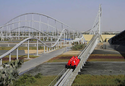 Montanha russa Fórmula Rossa