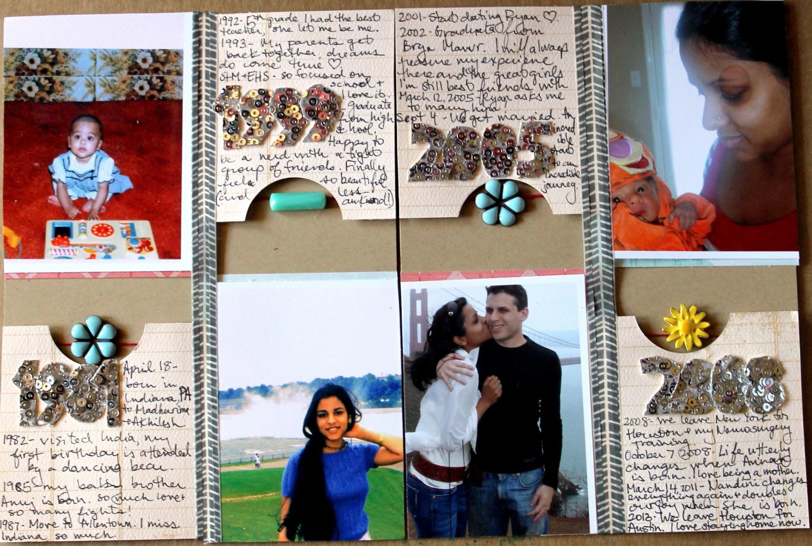 Rainbow Scrapbooks Hello Story