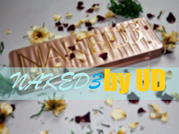 REVIEW | NAKED 3 by Urban Decay