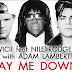 2013-07-29 New Music: 'Lay Me Down' - Avicii Feat. Adam Lambert & Nile Rogers