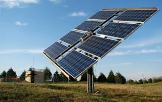 Mesin Konversi Energi Panel Surya Terbaru 2016