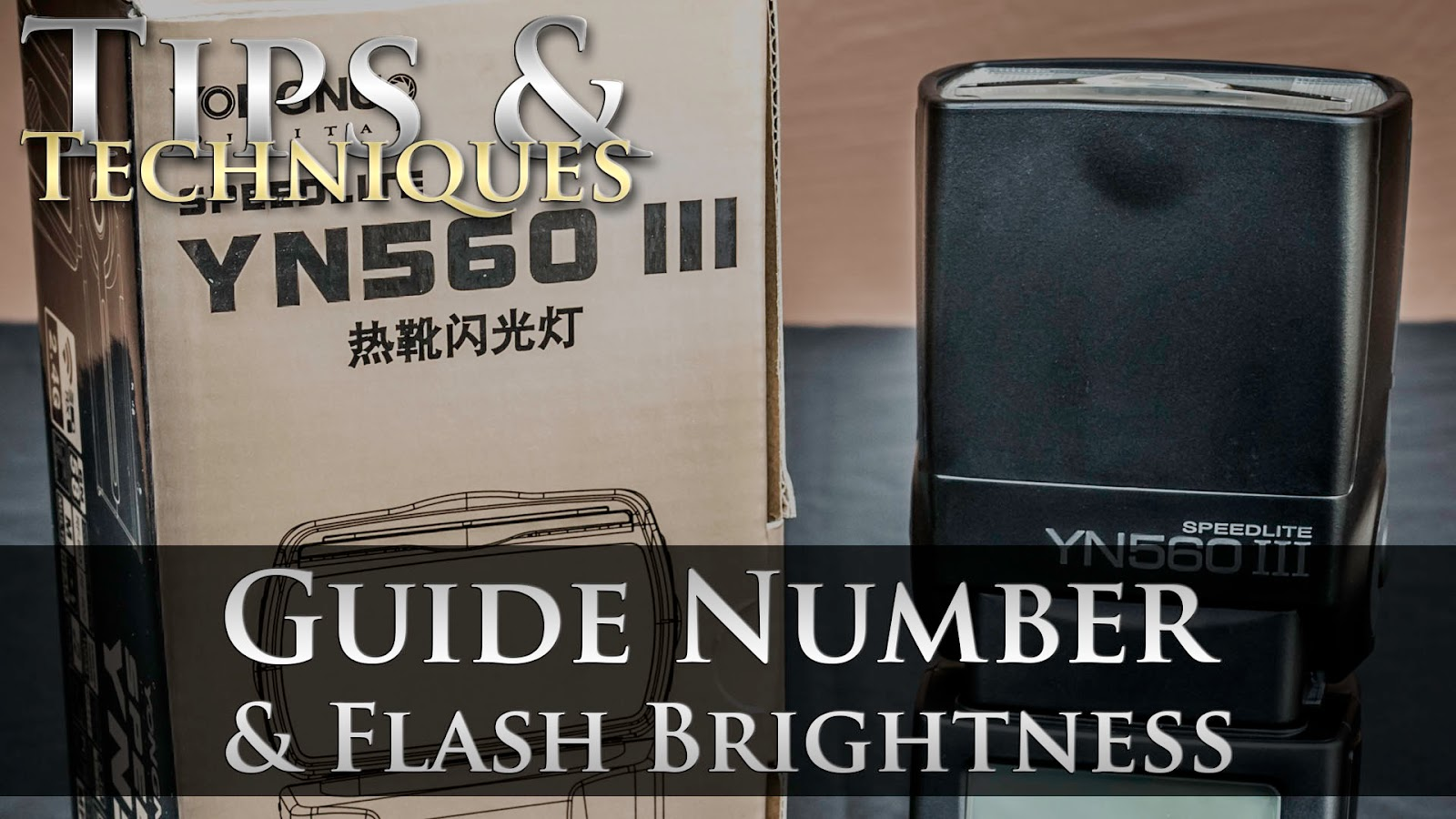 Understanding Guide Number & Flash Brightness | Tips & Techniques