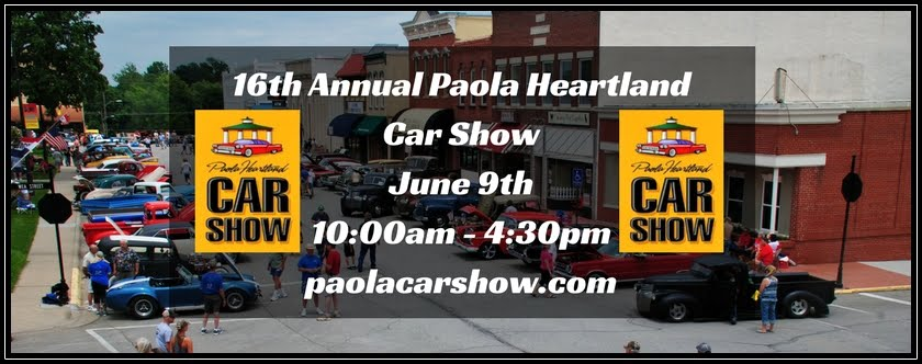 2018 Paola Heartland Car Show