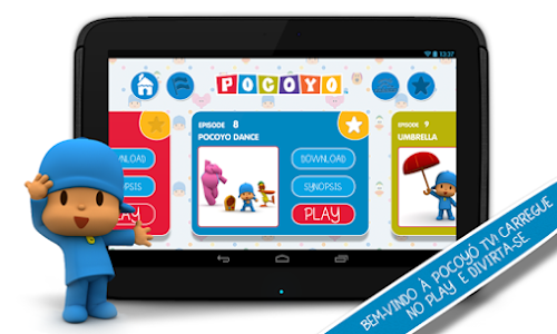 Pocoyo Disco Download