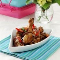 Ayam Goreng Cabai Campur