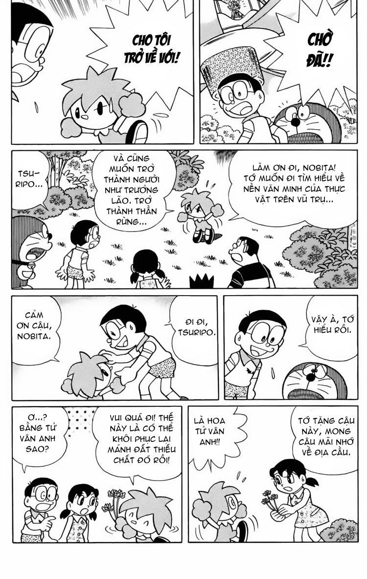 Truyện tranh Doraemon Dài Tập 25 - Nobita và truyền thuyết thần rừng trang 226