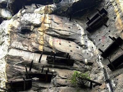 caixões na china