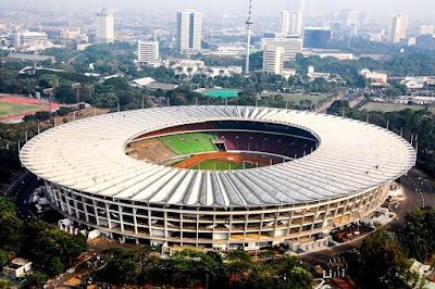 Final Piala Presiden Resmi Digelar di Gelora Bung Karno