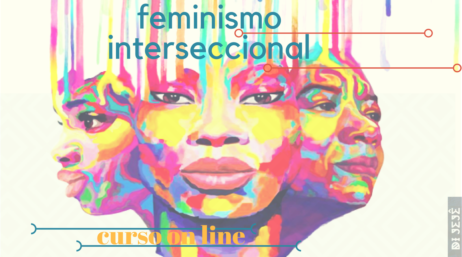Curso On Line sobre Feminismo Interseccional