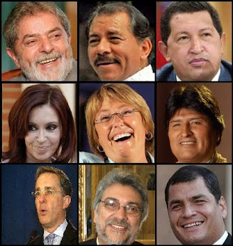 Presidentes de Latinoamérica