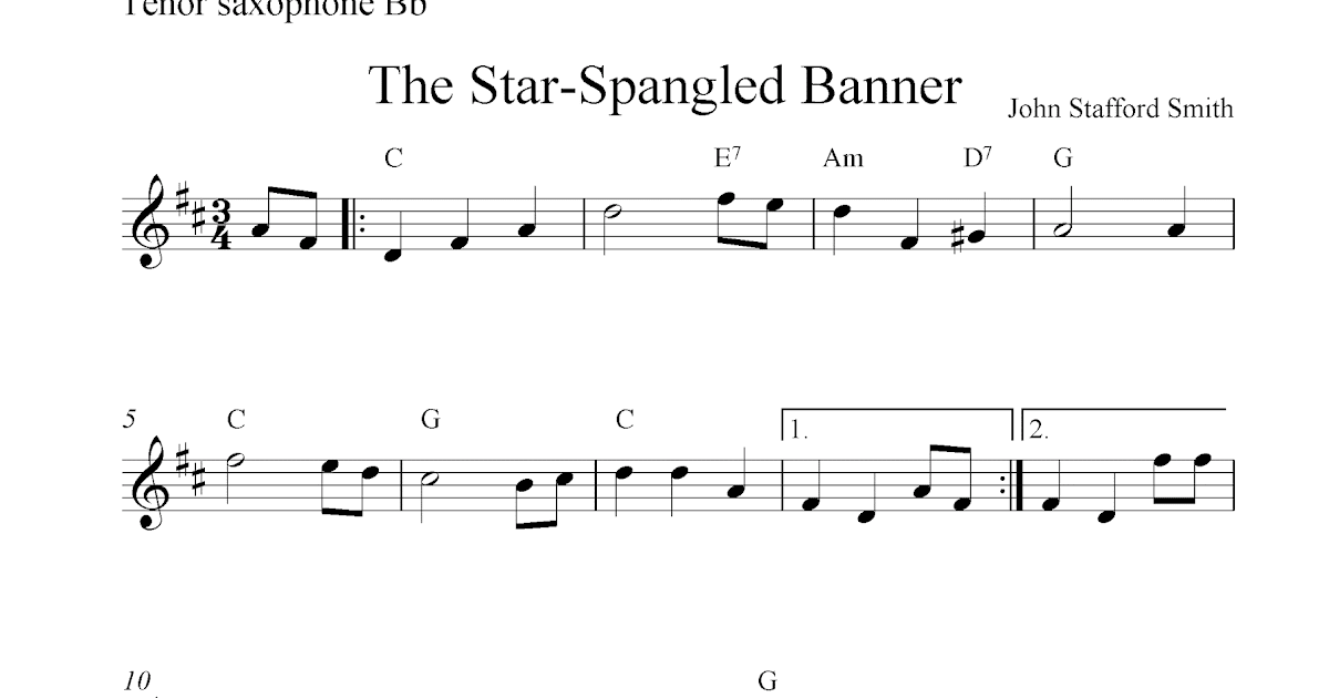 how to play star spangled banner on guitar for beginners