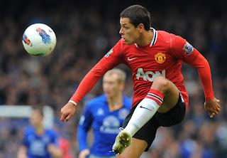 Everton Vs Manchester United image